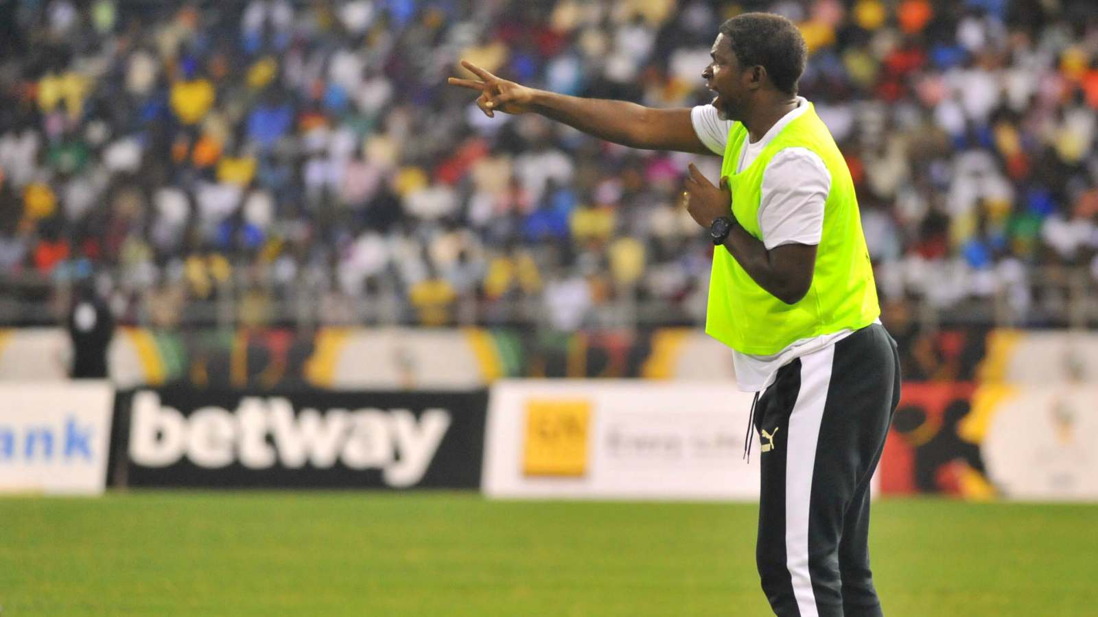 Enyimba denies interest in WAFU Champion Maxwell Konadu