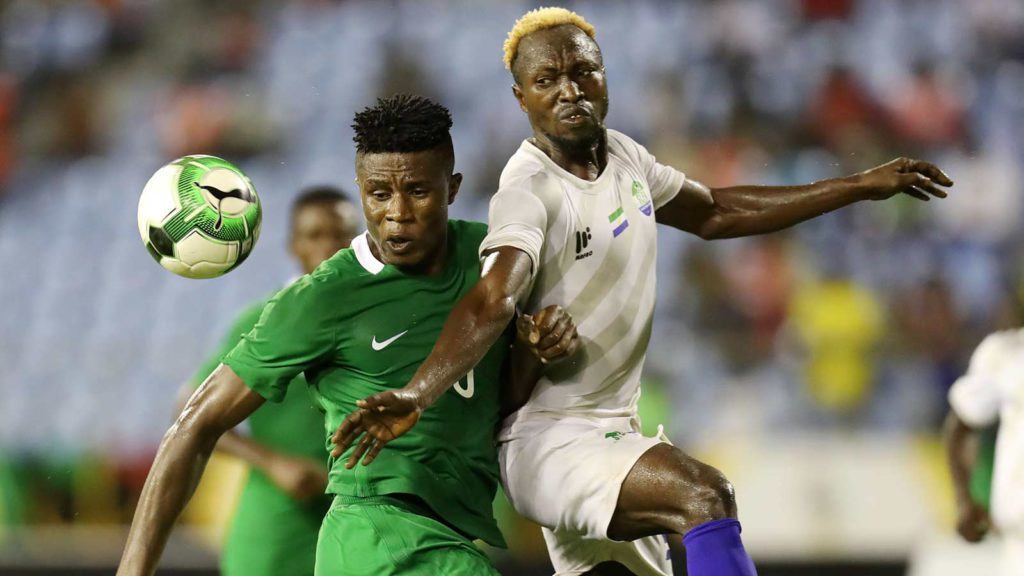 "WAFU Cup: Nigeria coach claims Ghana are ""beatable"" ahead of much anticipated clash"