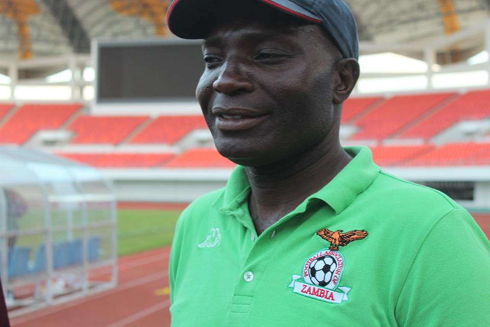 WCQ2018: God has delivered Nigeria into our hands – Nyirenda