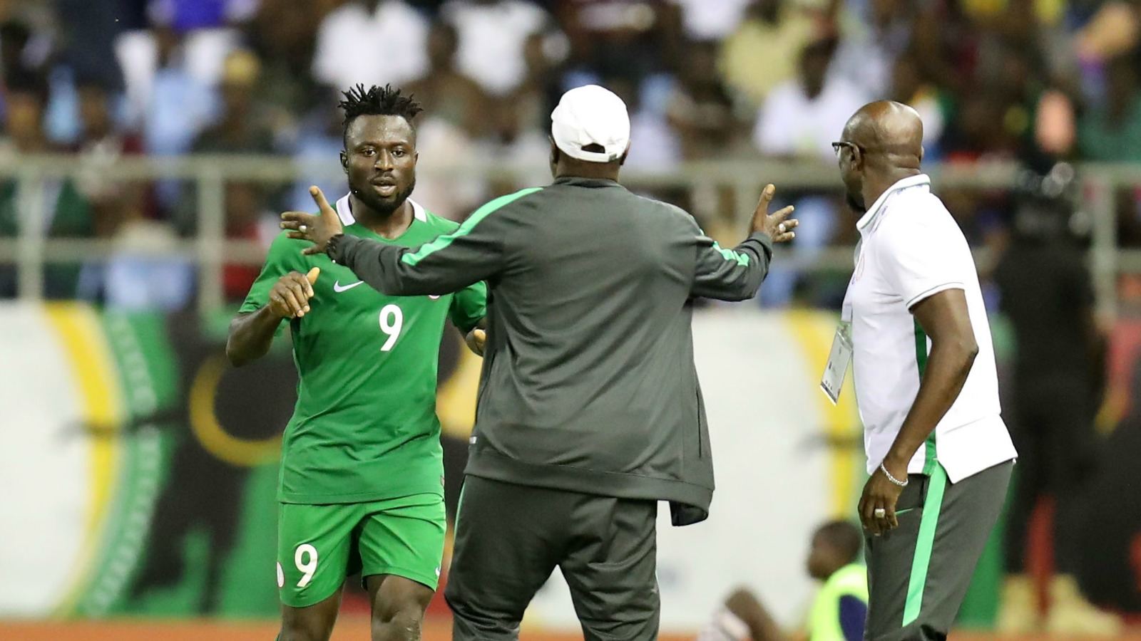 Okpotu Delivers! Nigeria through to CHAN Semi-final