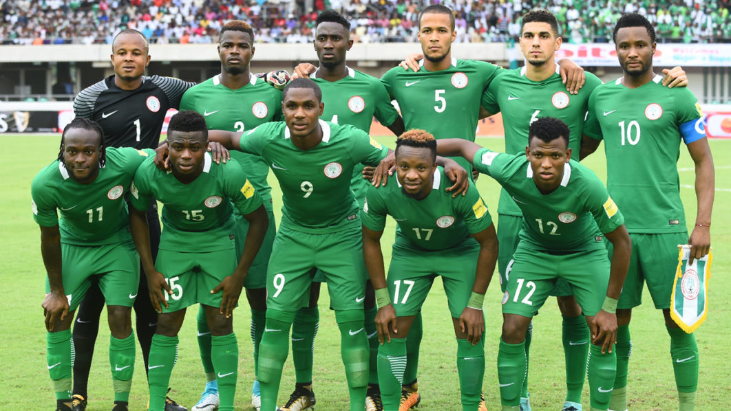 2018 World Cup: No changes to Nigeria Super Eagles squad to face Zambia