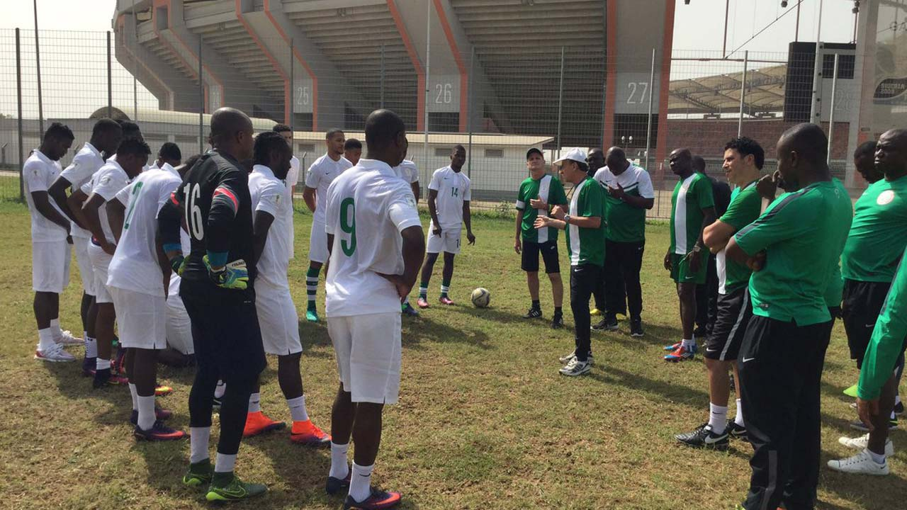 Don't expect surprise inclusions in Rohr's AFCON squad – Erico
