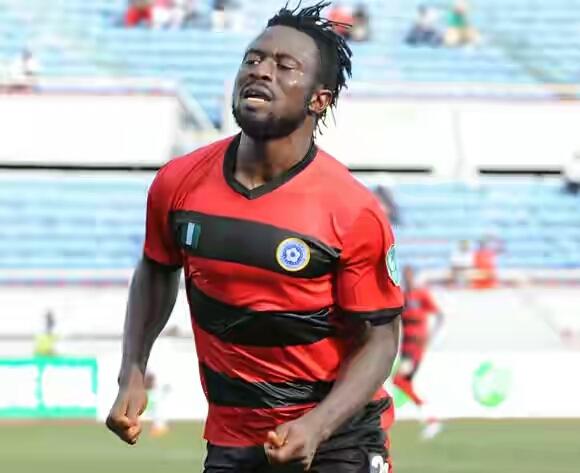 NPFL: All eyes on Lobi's Anthony Okpotu to win Golden boot