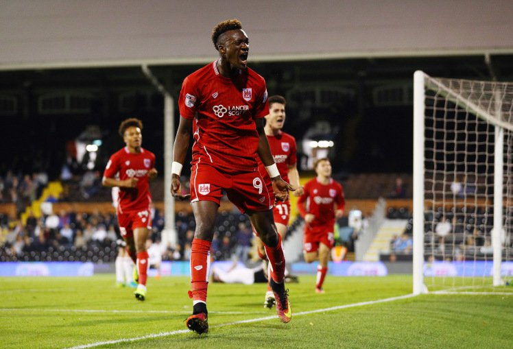 Nigeria Swoop For Tammy Abraham