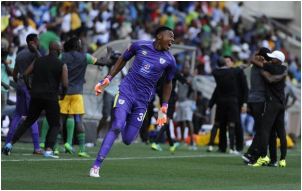 Jay Jay Okocha backs Baroka Goalie Masuluke for Puskás Award