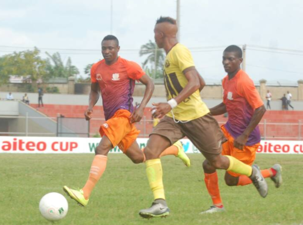 FC Ifeanyiubah, Sunshine Stars reach Aiteo Cup semis
