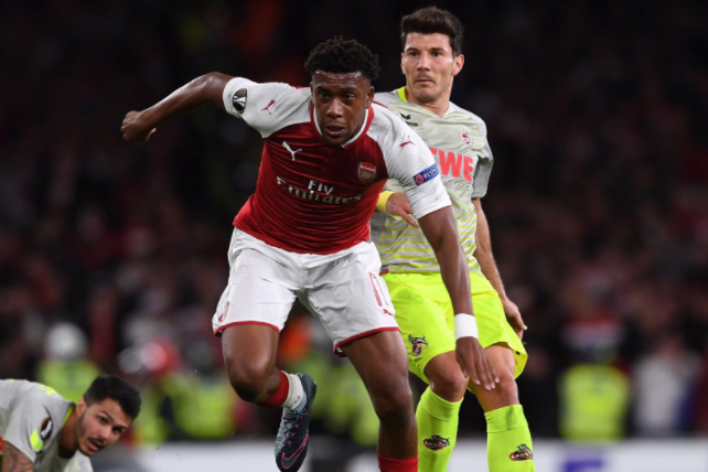 Breaking: Injured Iwobi out of Arsenal UEL match and a doubt for World Cup qualifier