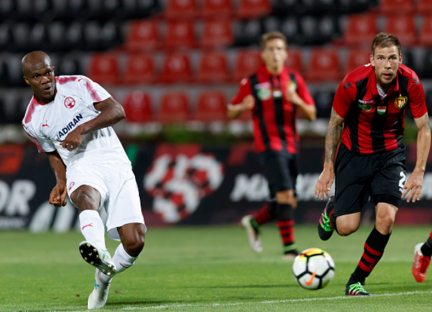 Nwakaeme's Goal not Good Enough to Save Hapoel Be'er Sheva