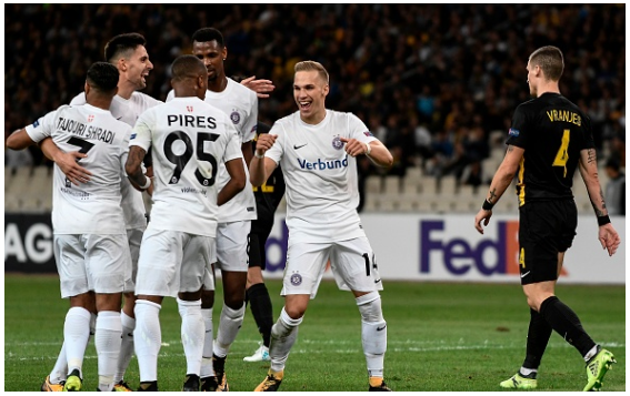 Europa League: Nigerian Players' Scorecard