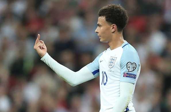Dele Alli banned for one game over offensive gesture