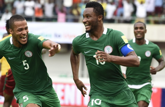 Eagles will miss Mikel against Poland – Greg Etafia