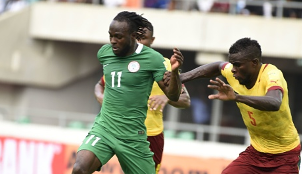 No Victor Moses in CAF African Player of the Year Final Shortlist