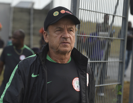 Argentina friendly more important for Eagles than Algeria match – Gernot Rohr