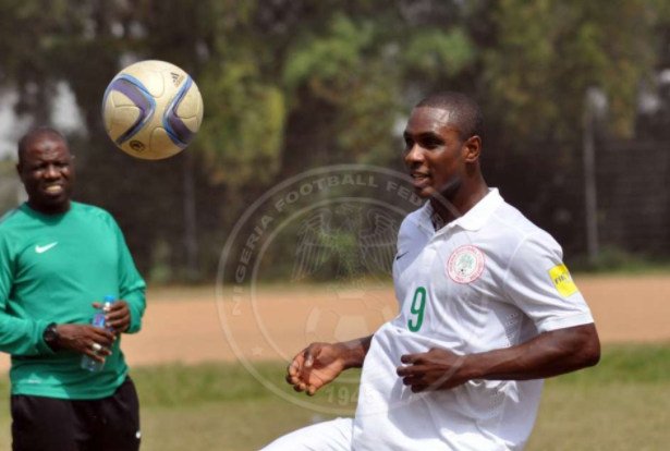 Ighalo pulls out of Algeria, Argentina clashes
