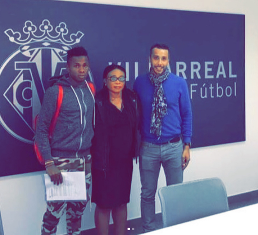 World Cup winner Samuel Chukwueze joins La Liga side Villarreal