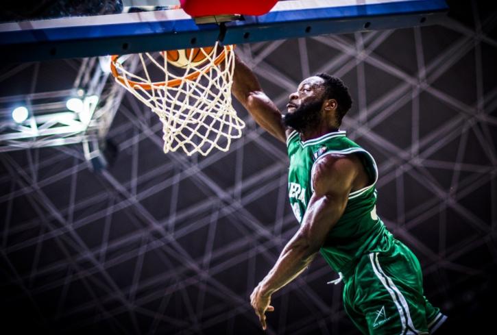 AfroBasket 2017: Ike Nwamu Inspires Nigeria's 90-67 win against Mali