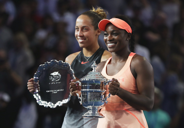 Sloane Stephens defeats 'Bestie' Madison Keys to win US Open