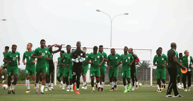 Leaked: Odion Ighalo to lead Super Eagles Attack against Cameroon