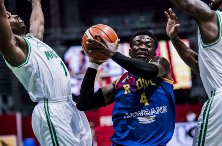 Nigeria 77- 83 DR Congo: D'Tigers will settle for second spot in Group A
