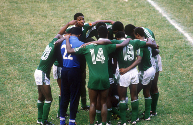 Impressive! See Nigeria's World Cup qualifiers Record Against Cameroon