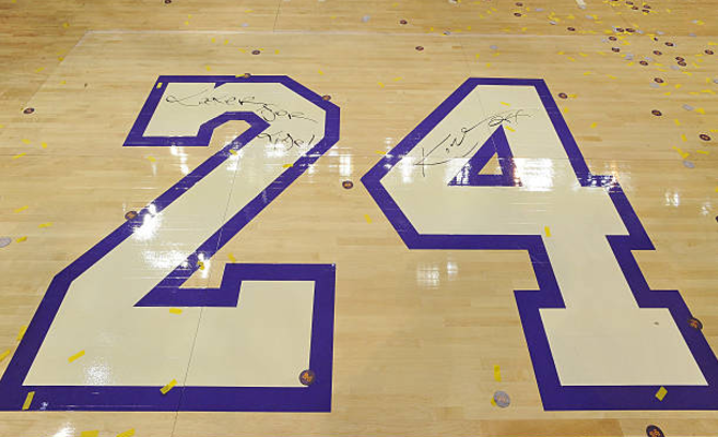 Amazing! LA Lakers will Retire another Kobe Bryant Jersey