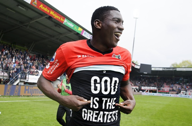 Liverpool loanee Awoniyi scores again for Royal Muscron