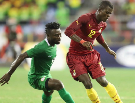 Anthony Okpotu Vows Eagles will show Strength against Benin