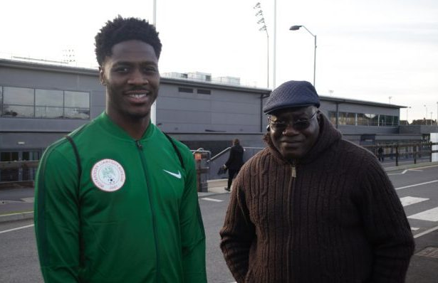 NFF Boss, Pinnick reveals Ola Aina could face Cameroon in Yaounde