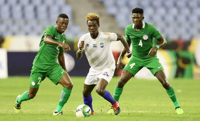 WAFU CUP: Nigeria battle Mali to goalless draw