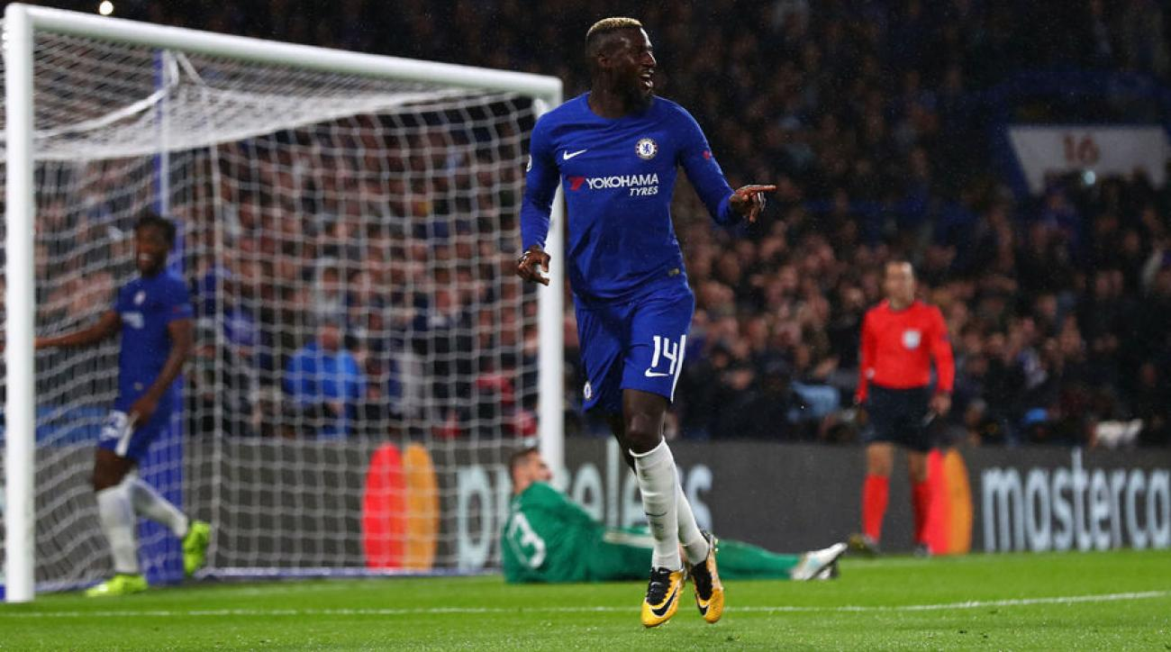 Chelsea's Tiemoue Bakayoko involved in car crash on his way home from training