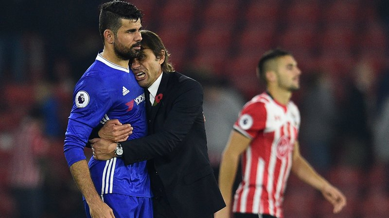 Diego Costa to end Antonio Conte feud, call off Chelsea strike ?