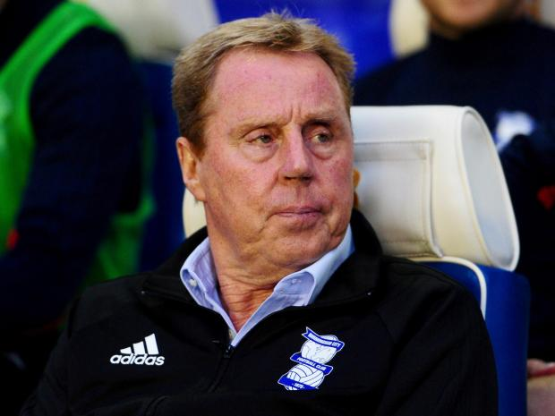Harry Redknapp and Birmingham City part company after sixth straight defeat