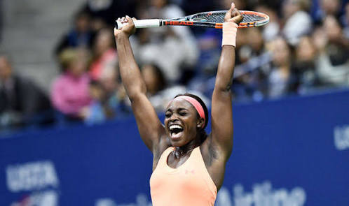 Sloane Stephens is the new US Open champion