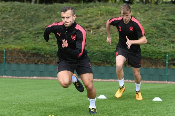Jack Wilshere to start for Arsenal as Wenger reveals squad to face Cologne tonight