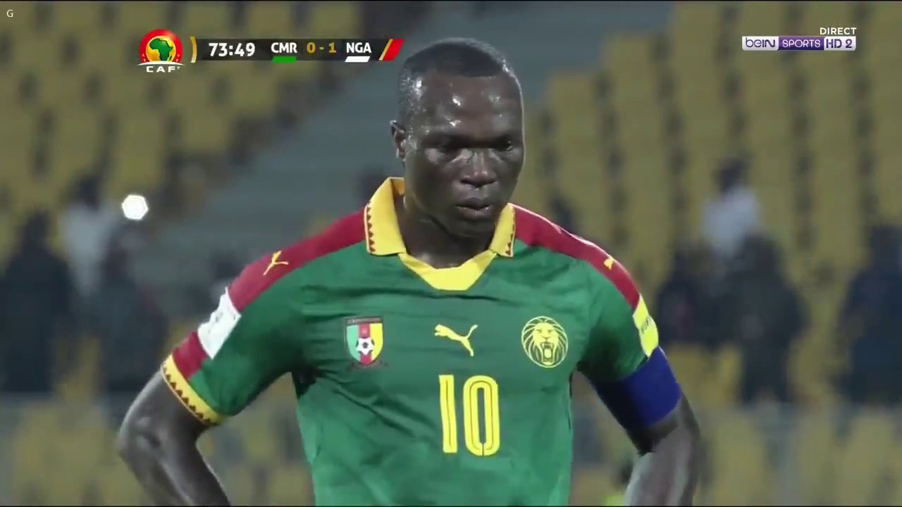 Cameroon vs Nigeria 1-1 – All Goals & Full Highlights | World Cup Qualification