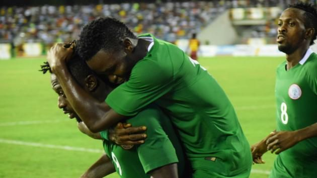 Home-based Eagles through to CHAN quarterfinals after beating Equatorial Guinea
