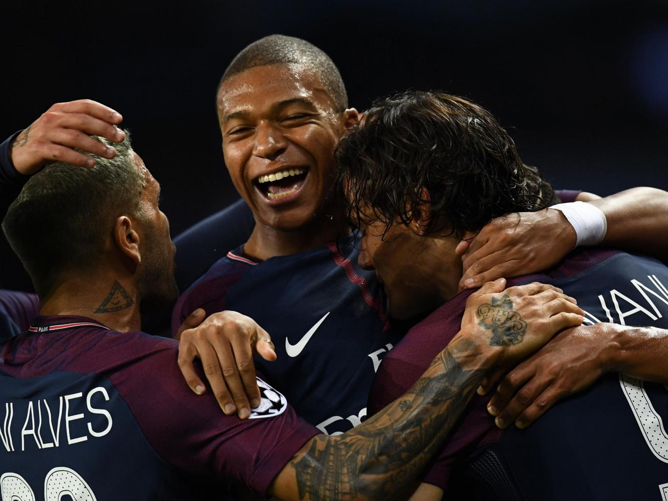 Mbappe dey 200 per cent with PSG
