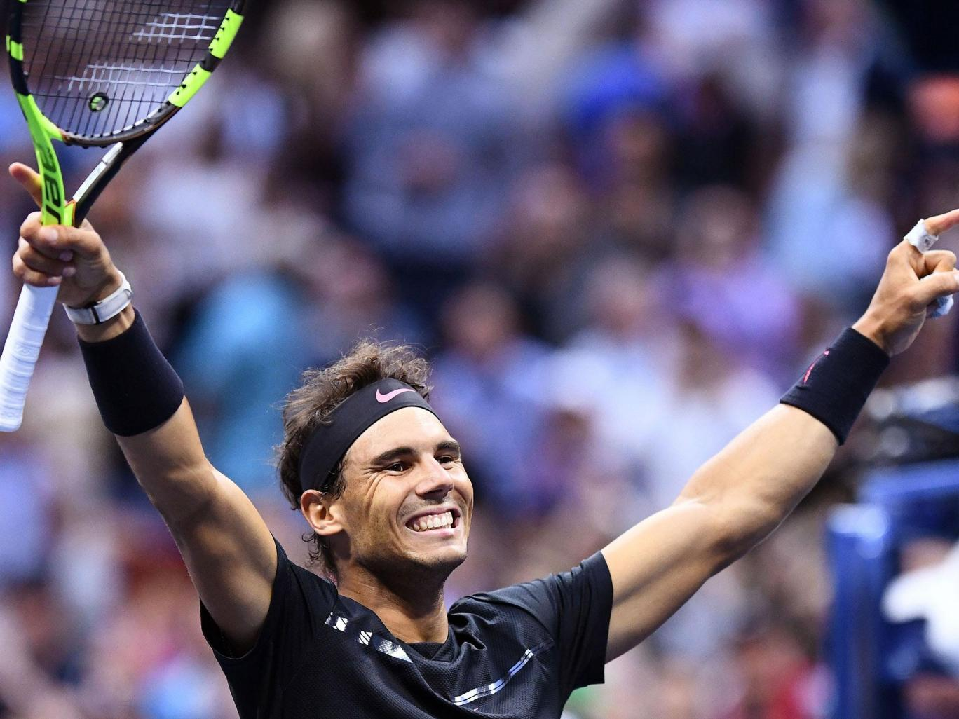 Rafa Nadal's 'passion' for tennis strong as ever after US Open victory