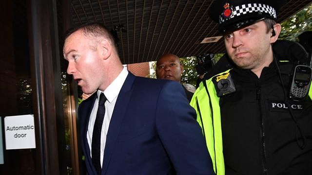 Former England Skipper, Wayne Rooney gets 2-year ban for drink-driving