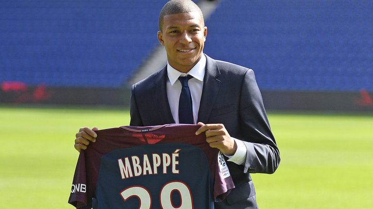 Kylian Mbappe confirms he turned down Arsene Wenger to sign for PSG