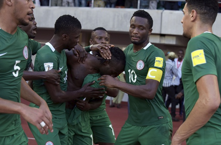 Cameroon vs Nigeria: Super Eagles Line up remain Unchanged