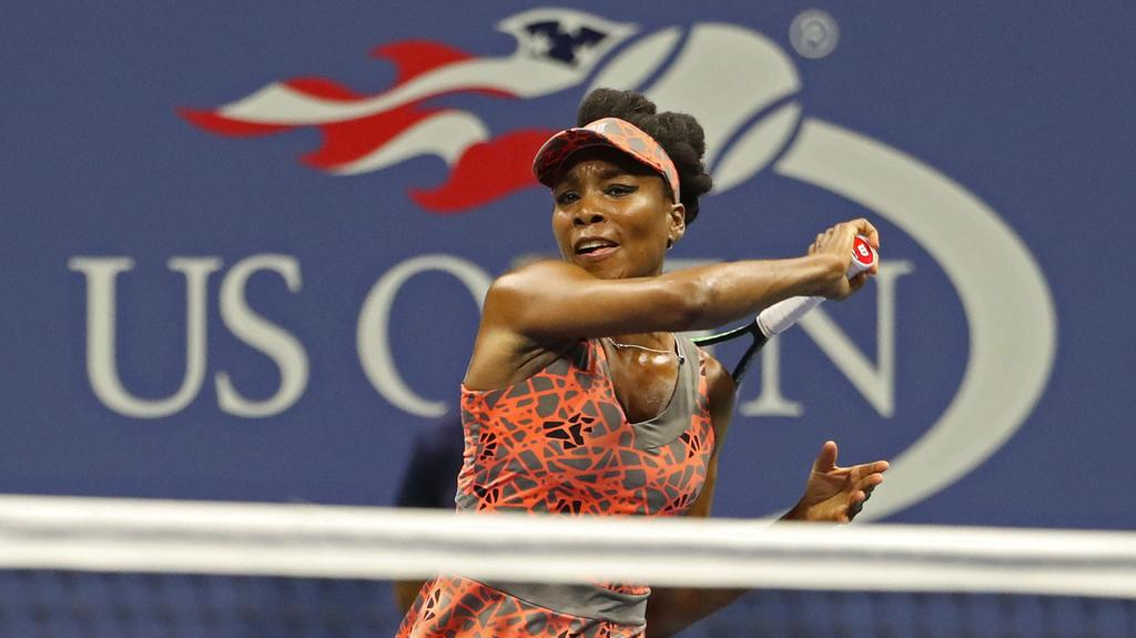 US Open order of play Day 5: Venus Williams, Muguruza and Cilic in action