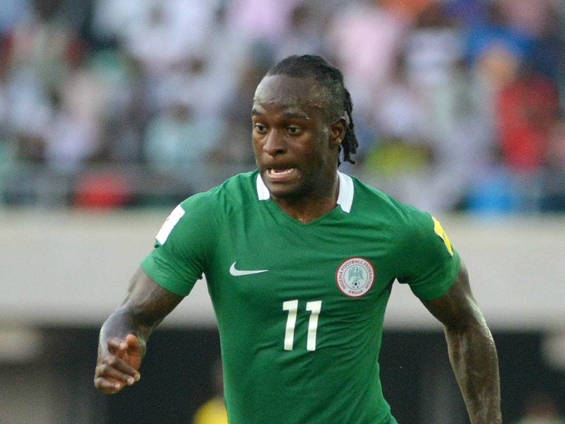Victor Moses, Troost-Ekong nominated for 2017 African best player award