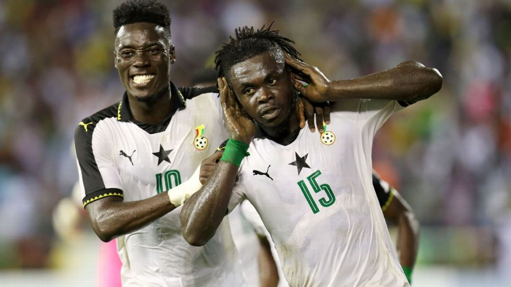 2017 WAFU Cup: How Ghana thrashed Nigeria 4-1 in final