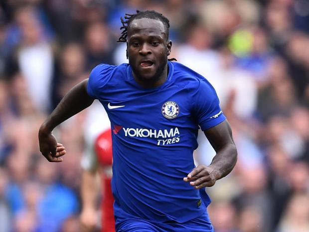 Victor Moses could be out for six weeks after picking up a Hamstring injury in Chelsea's shock defeat