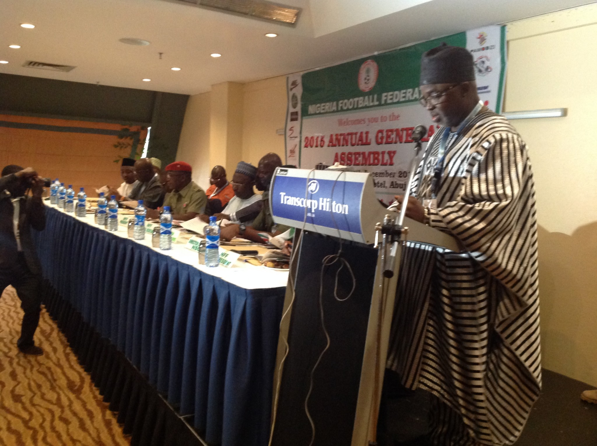 NFF elections to hold in Katsina
