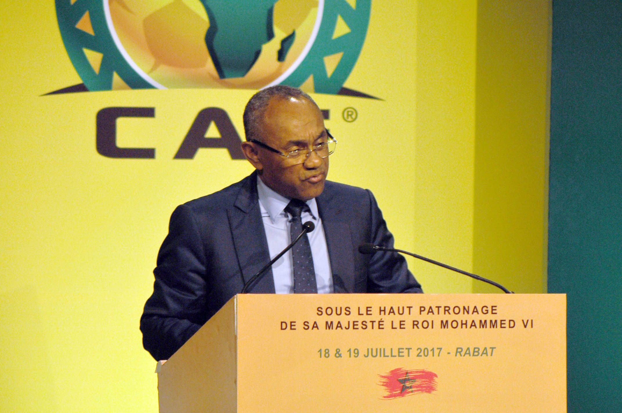 CAF Emergency Committee Meeting Set To Hold On Saturday In Lagos
