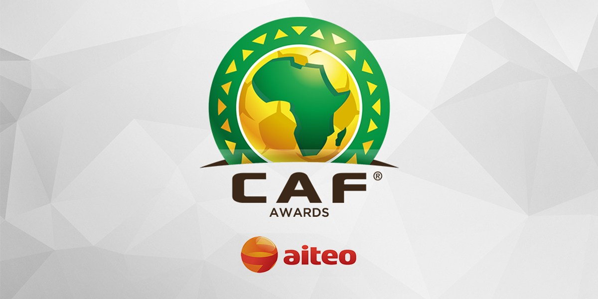 Nigerian oil giants AITEO takes over as new sponsor for CAF Awards