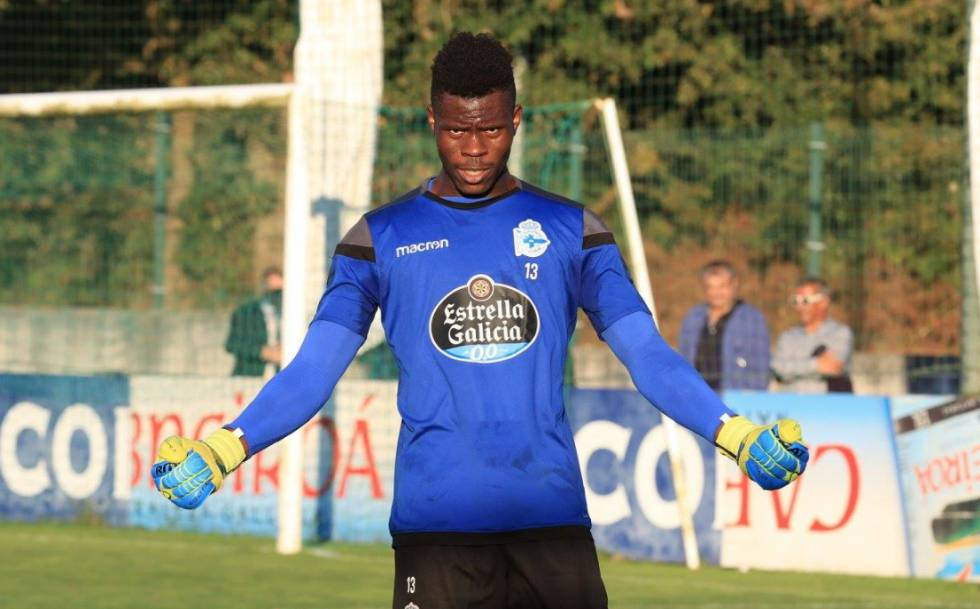Udeze backs teenage Deportivo Goalkeeper Uzoho for Super Eagles call up