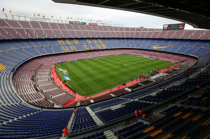 FC Barcelona goes on strike in protest against disturbing scenes during Sunday's independence referendum